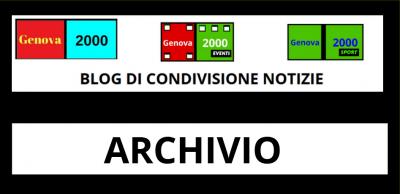 Blog Genova2000 archivio